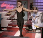 Slater dancing ballet